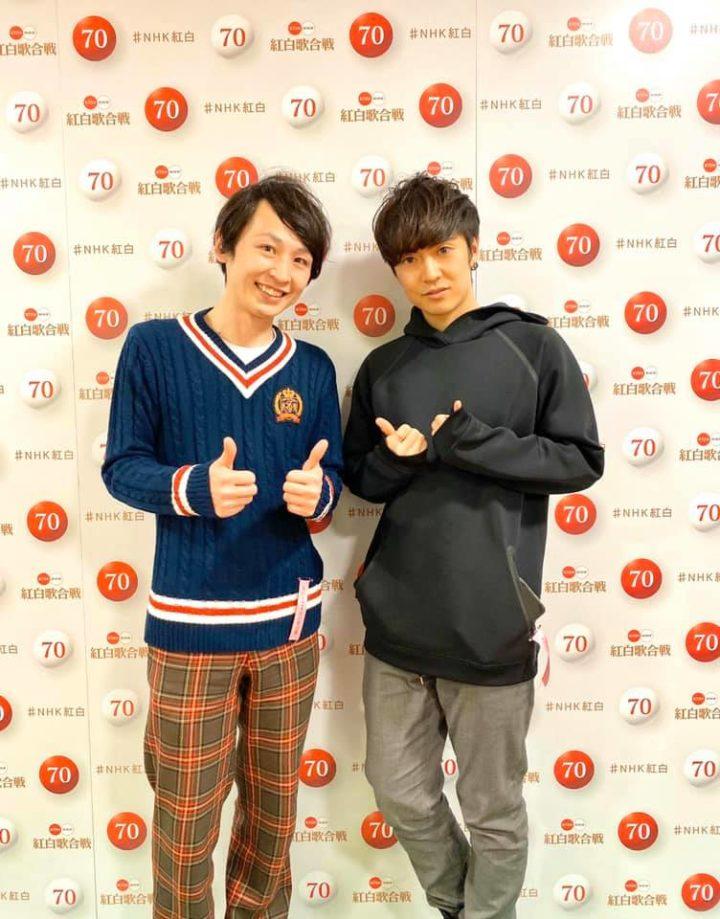 第70回NHK紅白歌合戦にコーラスで参加させていただきました!の画像